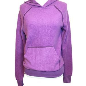 Out From Under Urban Outfitters Purple Soft Hoodie